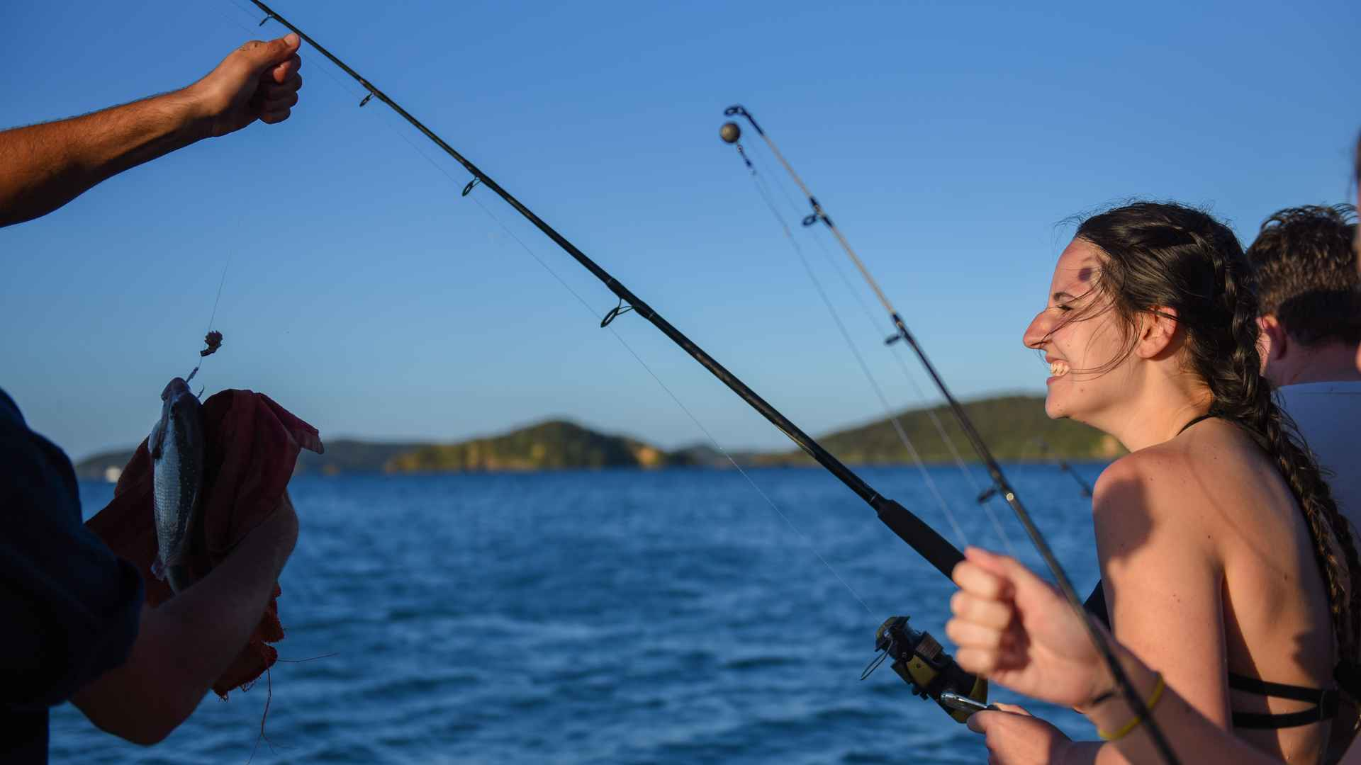 Top 5 Things You Can't Miss in the Bay of Islands - fishing
