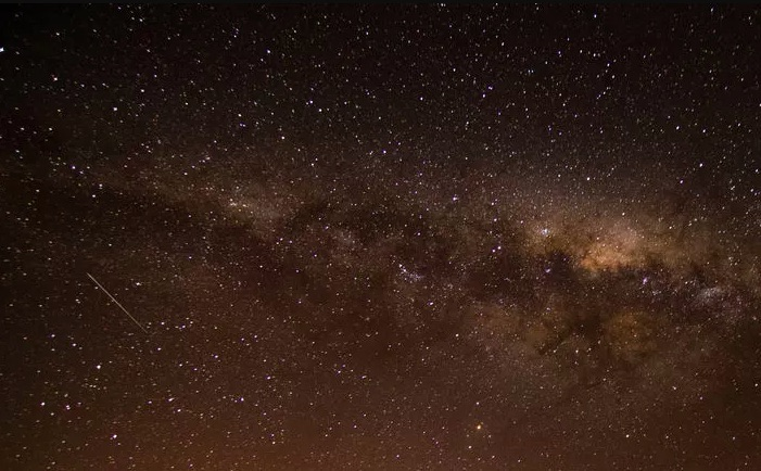Stargazing in the Bay of Islands